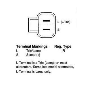 isuzu_alternator LR160 503 003 1994 chevrolet suburban radio wiring diagram car fuse box and,93 Suburban Radio Wiring Diagram